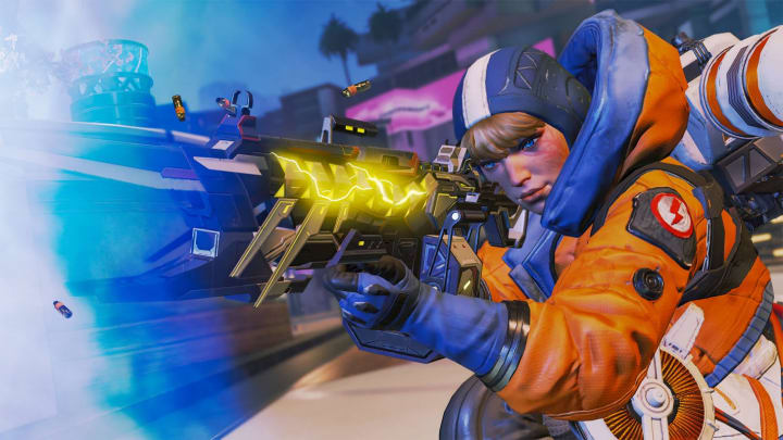 An Apex Legends player has suggested a new feature that would introduce dual-wielding into the game for the first time.