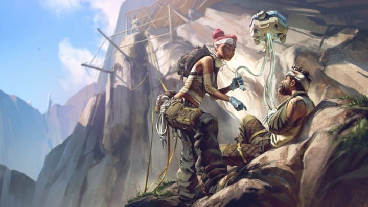 Lifeline's passive and ultimate will likely be changed in Apex Legends Season 9.
