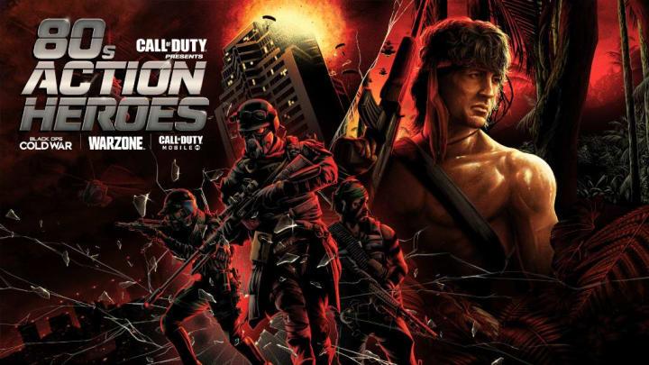 John Rambo and John McClane are joining Warzone