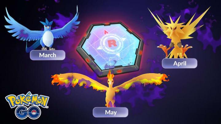 The Season of Legends Pokémon GO rewards include plenty of Stardust.