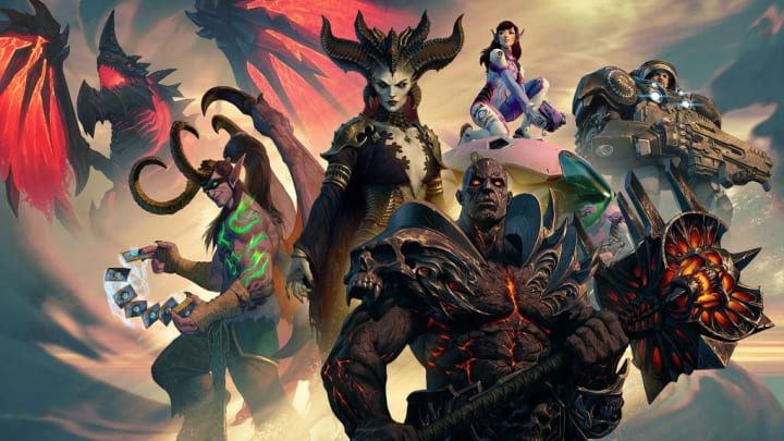 Overwatch 2 and Diablo IV not expected for 2021
