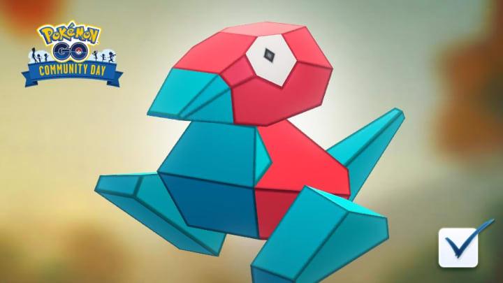 Porygon, the Virtual Pokemon