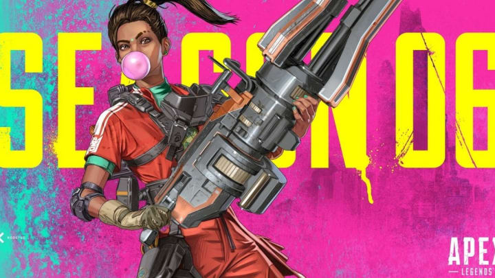 The Sentinal has been removed from Apex Legends.