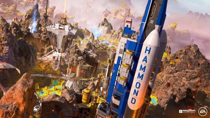 Here are the latest details surrounding the map changes coming to World's Edge in Apex Legends Season 10.