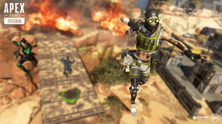 Clubs, a feature similar to clans or guilds, may be on the way to Apex Legends.