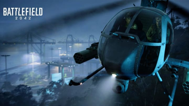 Players will need an Xbox Live Gold membership to play in the Battlefield 2042 beta.