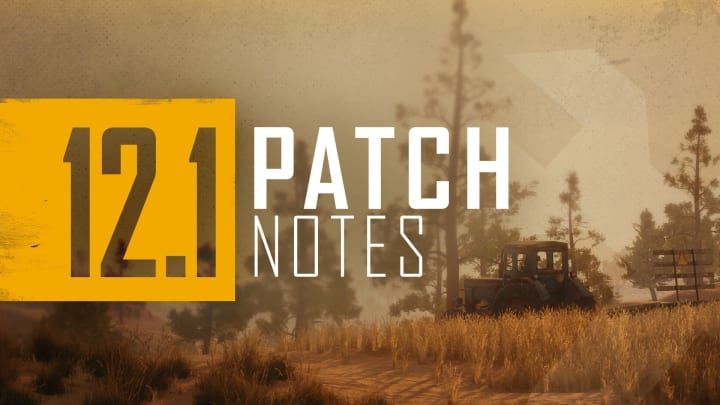 Patch Notes 12.21