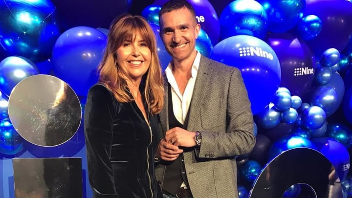 Matchmaking experts John Aiken and Dr. Trisha Stafford from 'Married at First Sight: Australia'