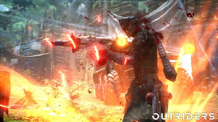 Outriders Gameplay