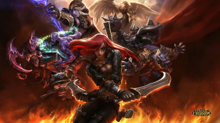 5 Best Mid Laners in League of Legends Patch 11.4