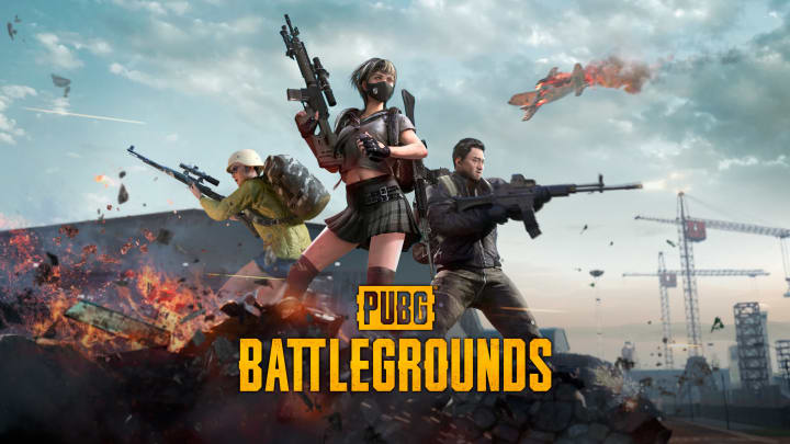 It's not PlayerUnknown's Battlegrounds. It's PlayerUnknown's Battlegrounds: Battlegrounds.