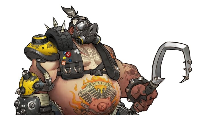 Overwatch Roadhog nerf is one of a few changes made with the latest patch.
