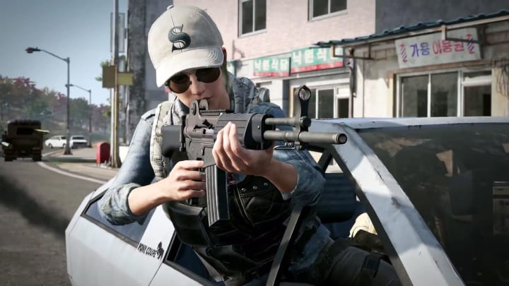 How to Get the K2 Assault Rifle in PUBG Taego