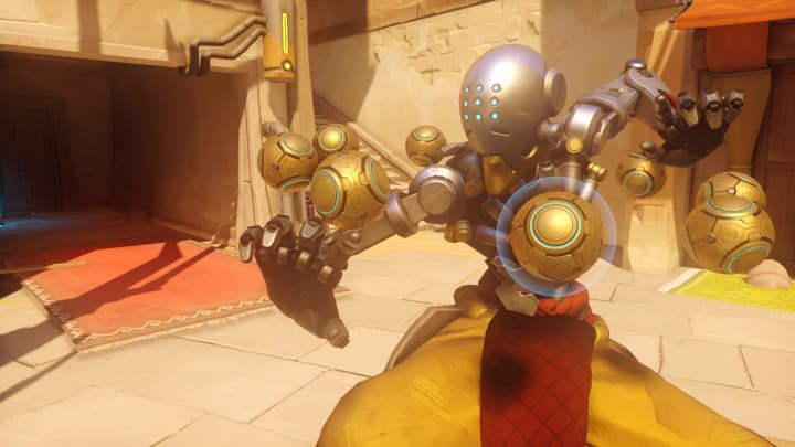 Zenyatta Overwatch skins are some of the most creative in the game.