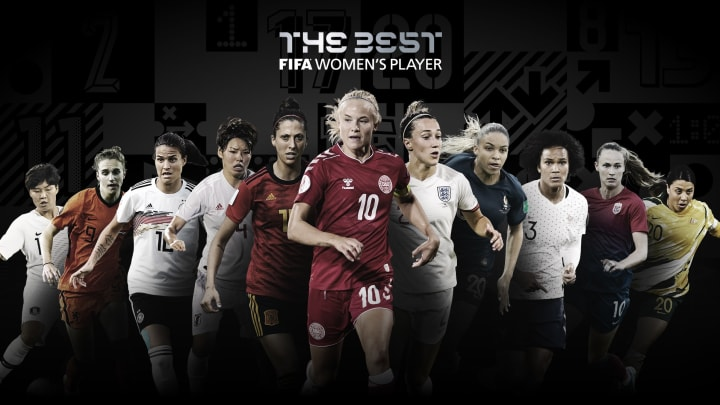 Las 11 jugadoras nominadas al The Best por la FIFA
