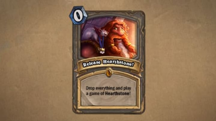 Hearthstone's Classic format will be arriving in 2021