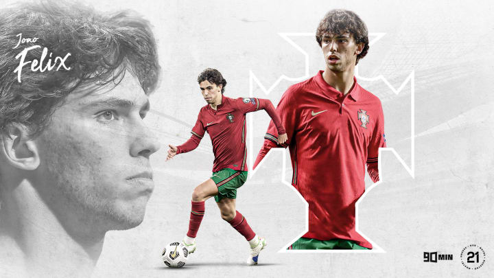 90min's Our 21: Atletico Madrid & Portugal's Joao Felix