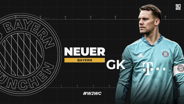 Manuel Neuer, a world-class goalkeeper who inspired a generation of 'sweeper-keepers'