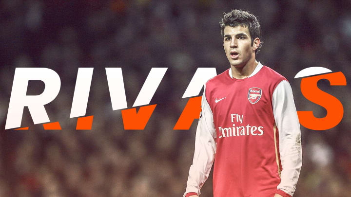 Fabregas was incredible at Arsenal