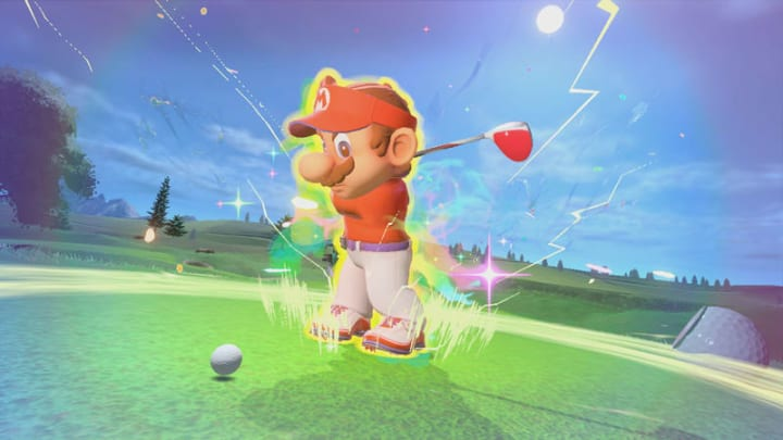 Mario Golf: Super Rush, Nintendo's newest installment in the Mario Golf series, launched exclusively on Nintendo Switch on June 25.