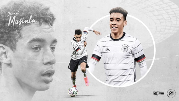 90min's Our 21: Bayern Munich and Germany's Jamal Musiala