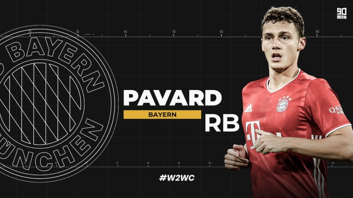 Benjamin Pavard has shown tremendous versatility to evolve into one of the world's best right-backs | #W2WC