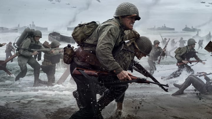 Call of Duty Vanguard will reportedly be set in World War 2