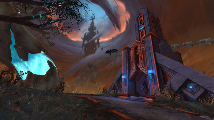 Korthia, the City of Secrets is the new zone that came out with Patch 9.1.