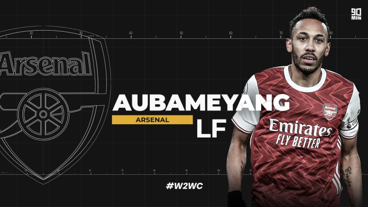 Pierre-Emerick Aubameyang has demonstrated he is world class during tough times at Arsenal | #W2WC