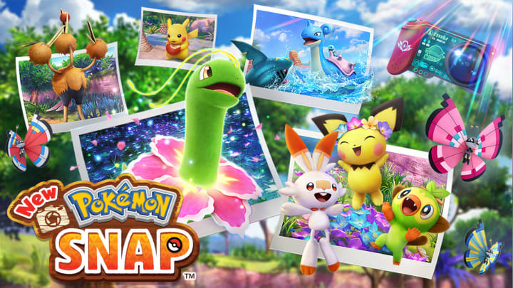 Pokémon Snap news came on Feb. 26 in the new Pokémon Present's.