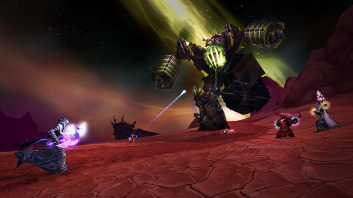World of Warcraft (WoW) players need to find the First Aid skill trainer in the next re-released classic expansion, the Burning Crusade.