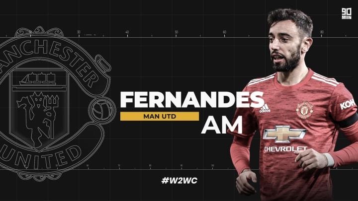 Bruno Fernandes has taken the Premier League by storm | #W2WC