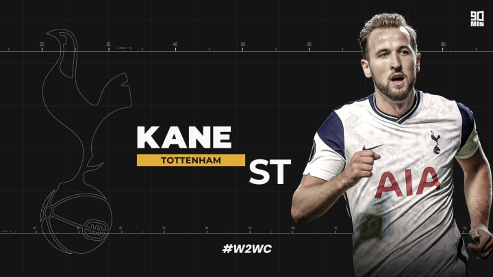 Harry Kane is on track to become England's most prolific goalscorer - ever | #W2WC