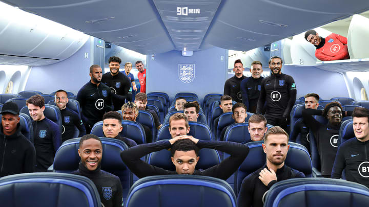 Who's on the Plane? England's Euro 2020 squad power rankings - 2 weeks to go