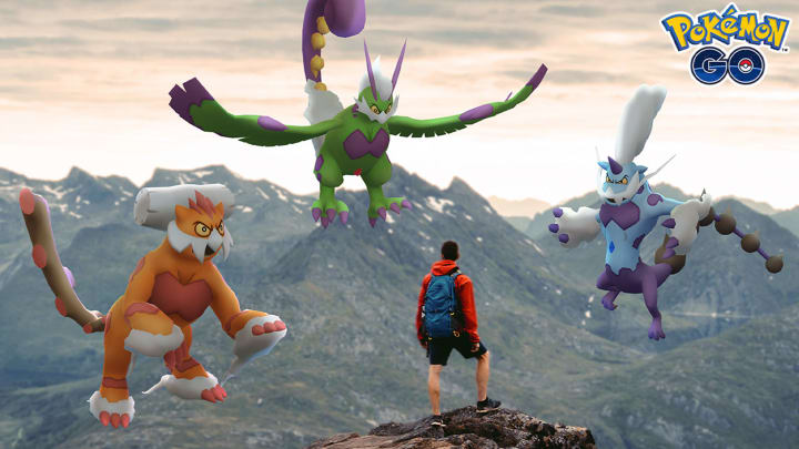 Incarnate Forme Landorus is set to arrive in Pokémon GO along with the Season of Legends event that starts this March.