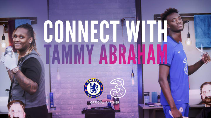 Tammy Abraham e HD Cutz