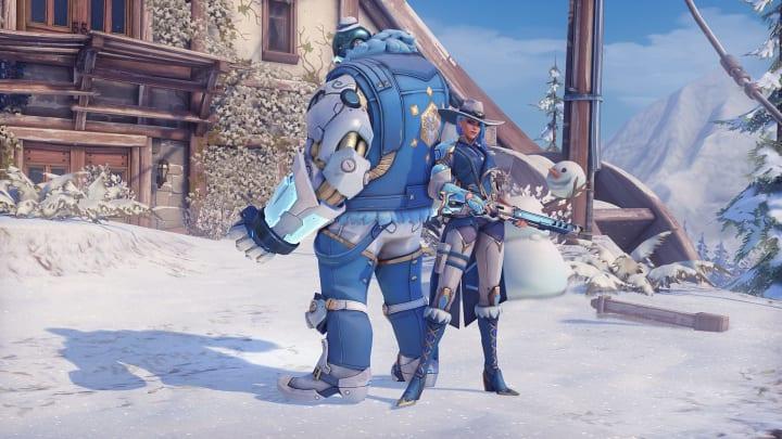 5 Overwatch Winter Wonderland Event Ideas That Blizzard Should Add