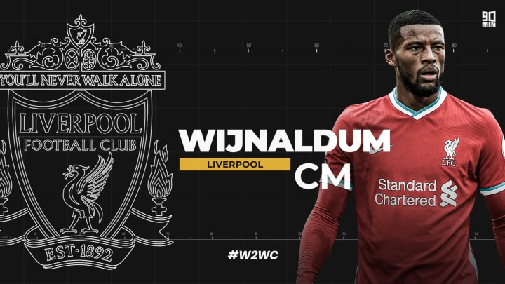 Liverpool's recent success has owed much to Gini Wijnaldum's world class ability | #W2WC