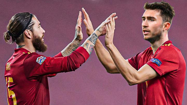 Avec Aymeric Laporte et Sergio Ramos, l'Espagne sera plus jamais l'un des favoris à la victoire pour l'Euro.
