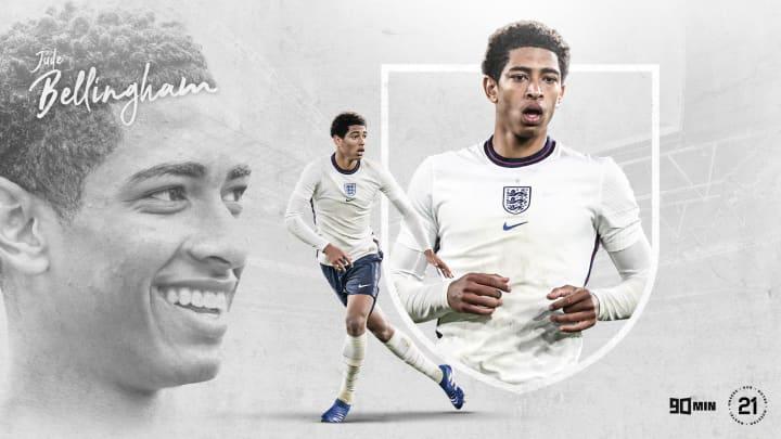 90min's Our 21: Borussia Dortmund & England's Jude Bellingham