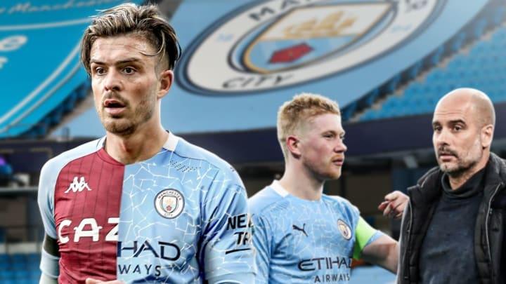 Mercato : L'offre démentielle de Man City à Aston Villa pour Jack Grealish