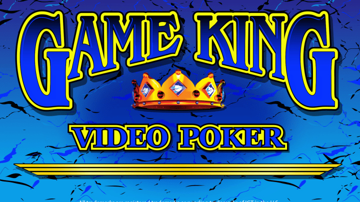 Game King Video Poker Strategy