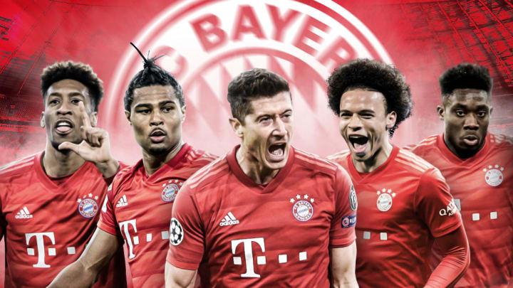Bayern München Kader 2021/17