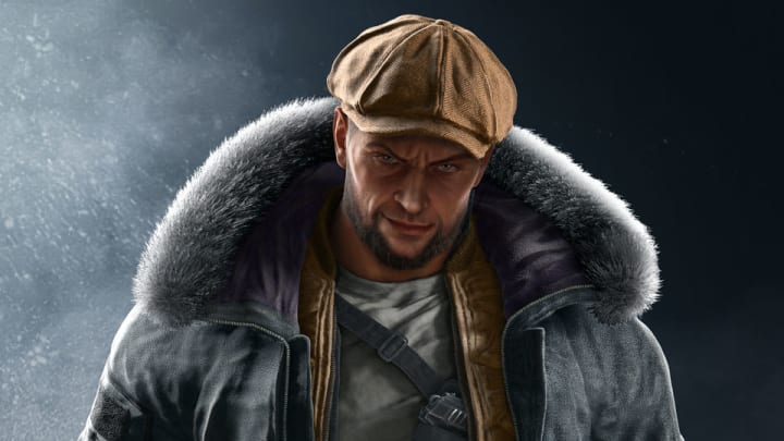 Glaz D-Tier Rainbow Six Siege Operator Tier List