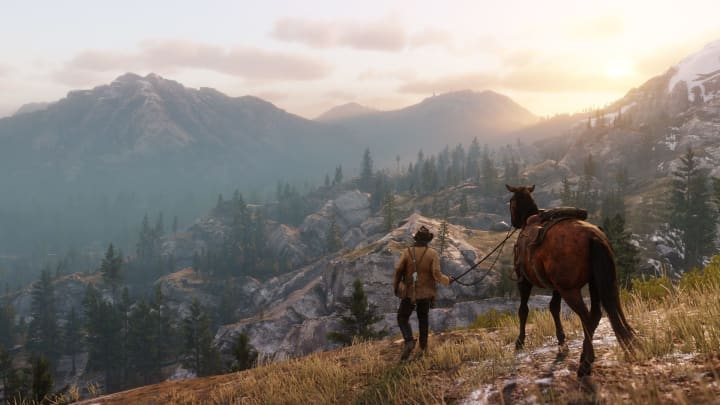 Dan Houser helped write Red Dead Redemption 2, along with many other Rockstar hits.