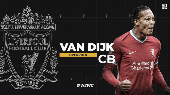 Virgil van Dijk has been a key catalyst in Liverpool's success