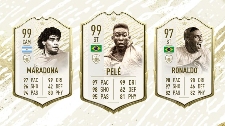 Prime Icon Moments Are Set To Appear in FIFA 21 soon.