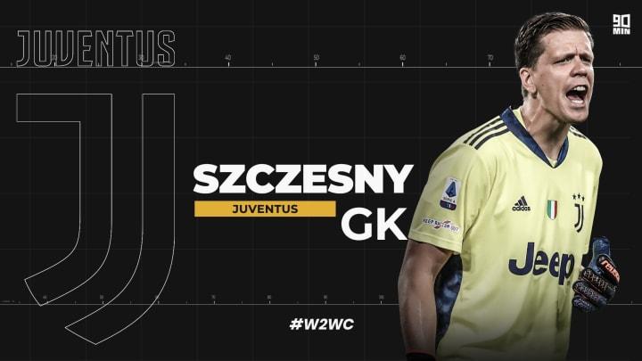 Juventus goalkeeper Wojciech Szczesny is a world class operator