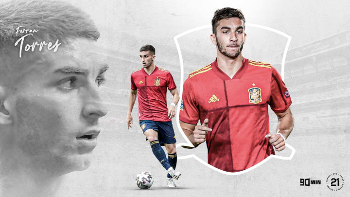 90min's Our 21: Manchester City and Spain's Ferran Torres