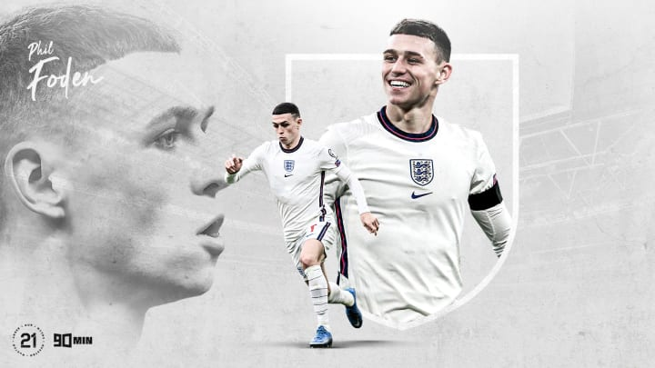 90min's Our 21: Manchester City & England's Phil Foden